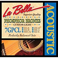 Labella 7Gpcl Phosphor Bronze Custom Light  ...