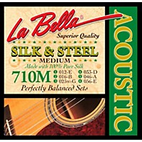 Labella 710M Silk & Steel Medium Acoustic  ...