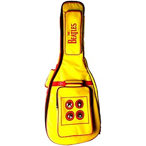 Perri's The Beatles Acoustic Guitar Bag Yellow Submarine