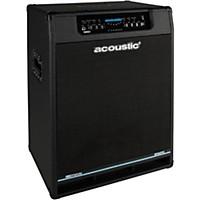Acoustic Bn6210 600W 2X10 Neodymium Bass  ...