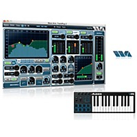 Alesis V25 25 Key Keyboard Controller With Free Software With Free Trackplug Aax Special Signal Processing Software