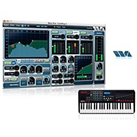 Akai Professional Mpk249 49-Key Controller With Free Software With Free Trackplug Aax Special Signal Processing Software