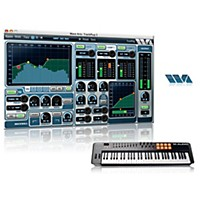M-Audio Oxygen 61 Mkiv With Free Software With Free Trackplug Aax Special Signal Processing Software