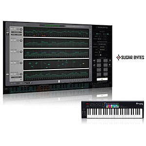 Novation Launchkey 61 Keyboard Controller With Free Software With Free Thesys Software