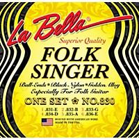 Labella 830 Folksinger Nylon Guitar  ...