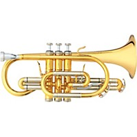 B&S 3141 Challenger Ii Series Bb Cornet Lacquer
