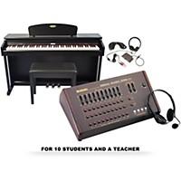 Suzuki Suzuki Scp-88 Composer Piano Lab For 10 Students And 1 Teacher