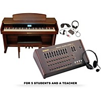 Suzuki Suzuki Ctp-88 Innovation Piano Lab For 5 Students And 1 Teacher