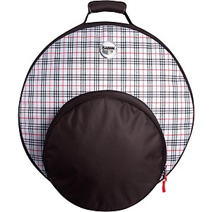 Sabian Fast 22 Bold Cymbal Bag Plaid