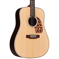 Blueridge Custom Br-160 Dreadnought Acoustic-Electric Guitar Natural