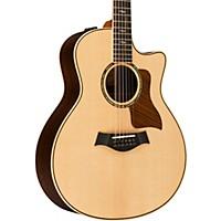 Taylor 856Ce 12 String Grand Symphony Cutaway Es2 Acoustic Electric Guitar Natural