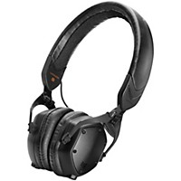 V-Moda Xs On-Ear Folding Design Noise-Isolating Metal Headphone Matte Black