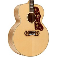 Gibson 2016 Sj-200 Standard Super Jumbo Antique Natural Acoustic-Electric Guitar Antique Natural