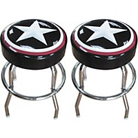 Road Runner Star Stool 2-Pack 24 In.