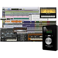 Avid Pro Tools Duet With 1-Year Pro Tools  ...