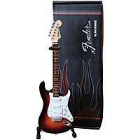 Axe Heaven Fender 60Th Anniversary Stratocaster Miniature Guitar Replica