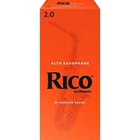 Rico Soprano Saxophone Reeds, Box Of 25  ...