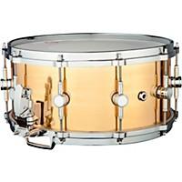 Ddrum Modern Tone Brass Snare Drum  ...