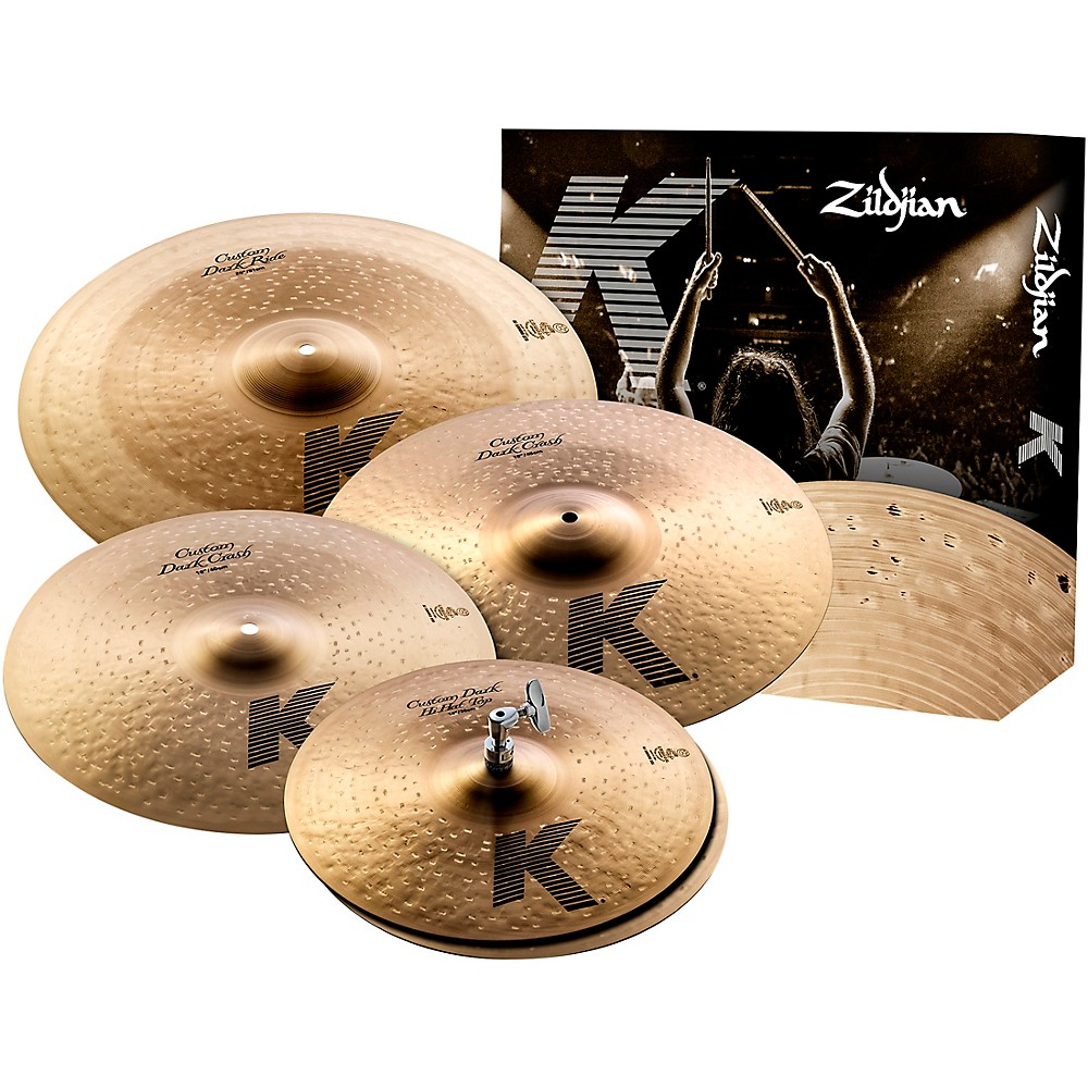 1. Zildjian K Cymbal Set