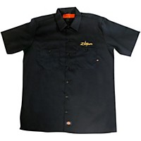 Zildjian Dickies Work Shirt Black Xx-Large