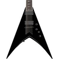 Esp Ltd V-407B Baritone 7-String Electric Guitar Black