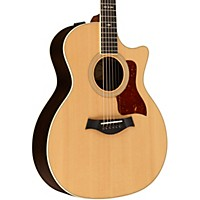 Taylor 700 Series Limited Edition 714Ce Grand Auditorium Cutaway Acoustic-Electric Guitar Natural