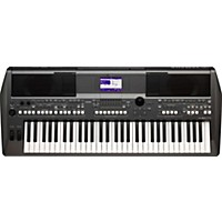 Yamaha Psrs670 61 Key Arranger Workstation