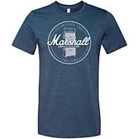 Marshall Heather Soft Style Ring Spun Cotton T-Shirt Established Navy Xx-Large