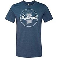 Marshall Heather Soft Style Ring Spun Cotton T-Shirt Established Navy Small