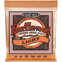 Ernie Ball 2148 Earthwood Phosphor Bronze  ...