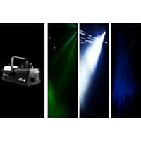 Chauvet Hurricane 1400 Watt Fogger With Timer Remote