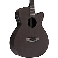 Rainsong Smokey All-Carbon Stagepro Anthem Acoustic Electric Guitar Dark Satin