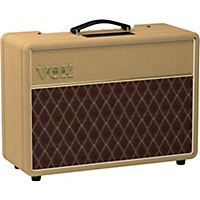 Vox Ac10 10W 1X10 Limited Edition Tan Tube Guitar Combo Amp