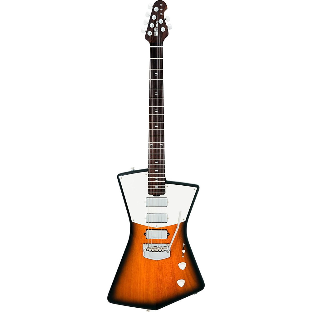 Ernie Ball Music Man St. Vincent Rosewood Signature Guitar Tobacco Burst 1500000037319
