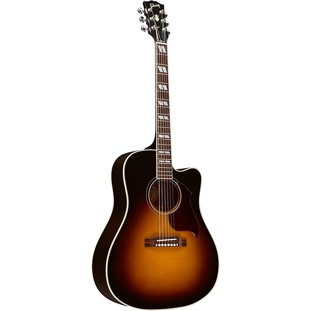 Gibson Hummingbird Pro Acoustic-Electric Guitar Vintage Sunburst