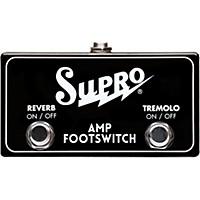 Supro Sf2 Tremolo/Reverb Dual  ...