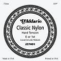 D'Addario J27H01 Clear Nylon Classical Guitar 1st String thumbnail
