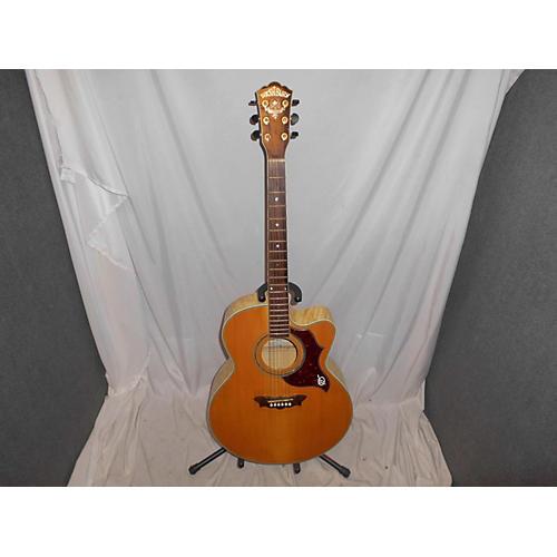 Washburn J28SCEDL Acoustic Electric Guitar