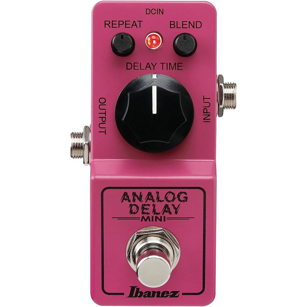5. Ibanez Analog Delay Mini Pedal