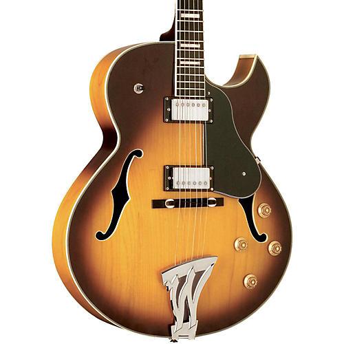 Washburn J3 Jazz Florentine Cutaway Electric Guitar