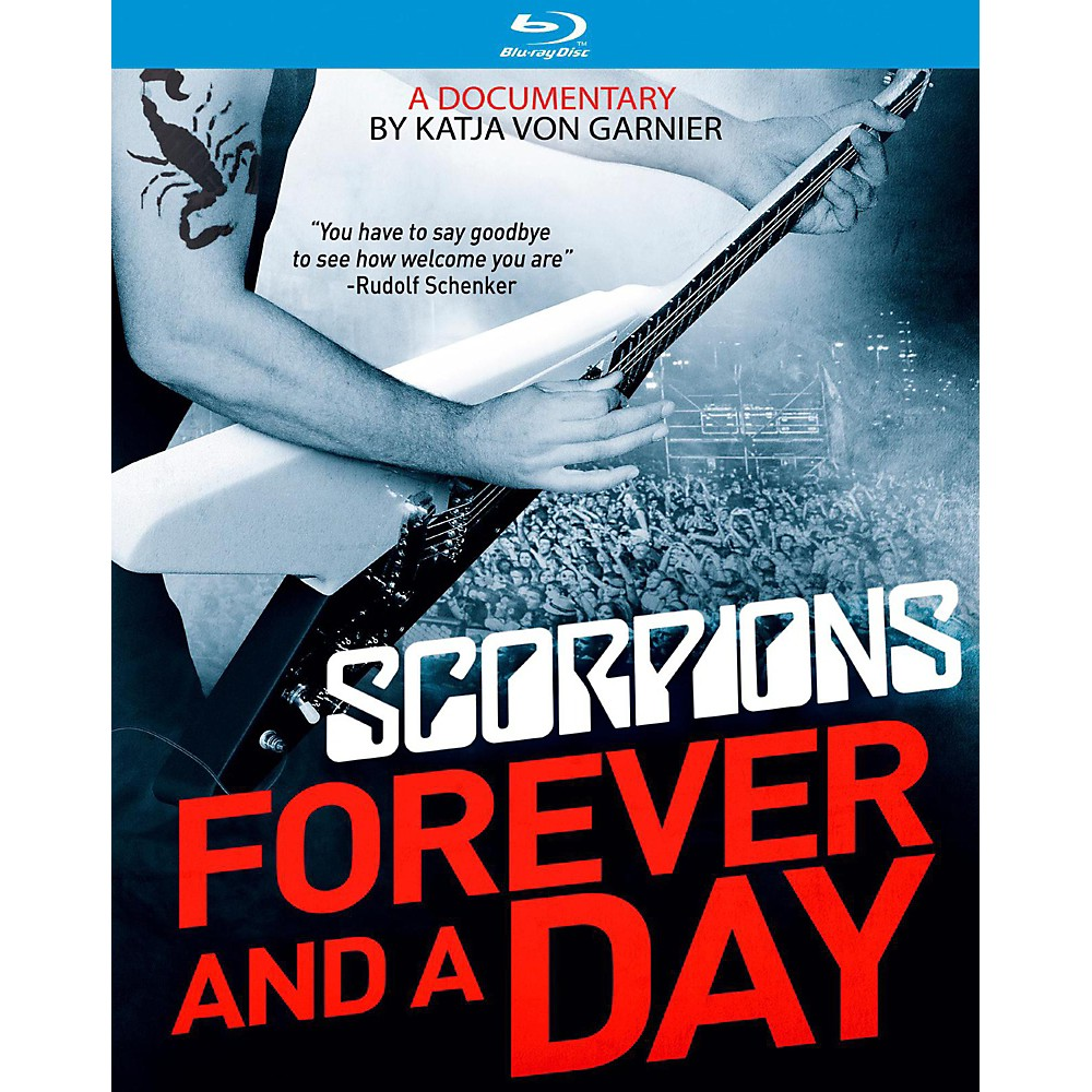 Mvd Scorpions Forever And A Day Blu Ray 1500000002402