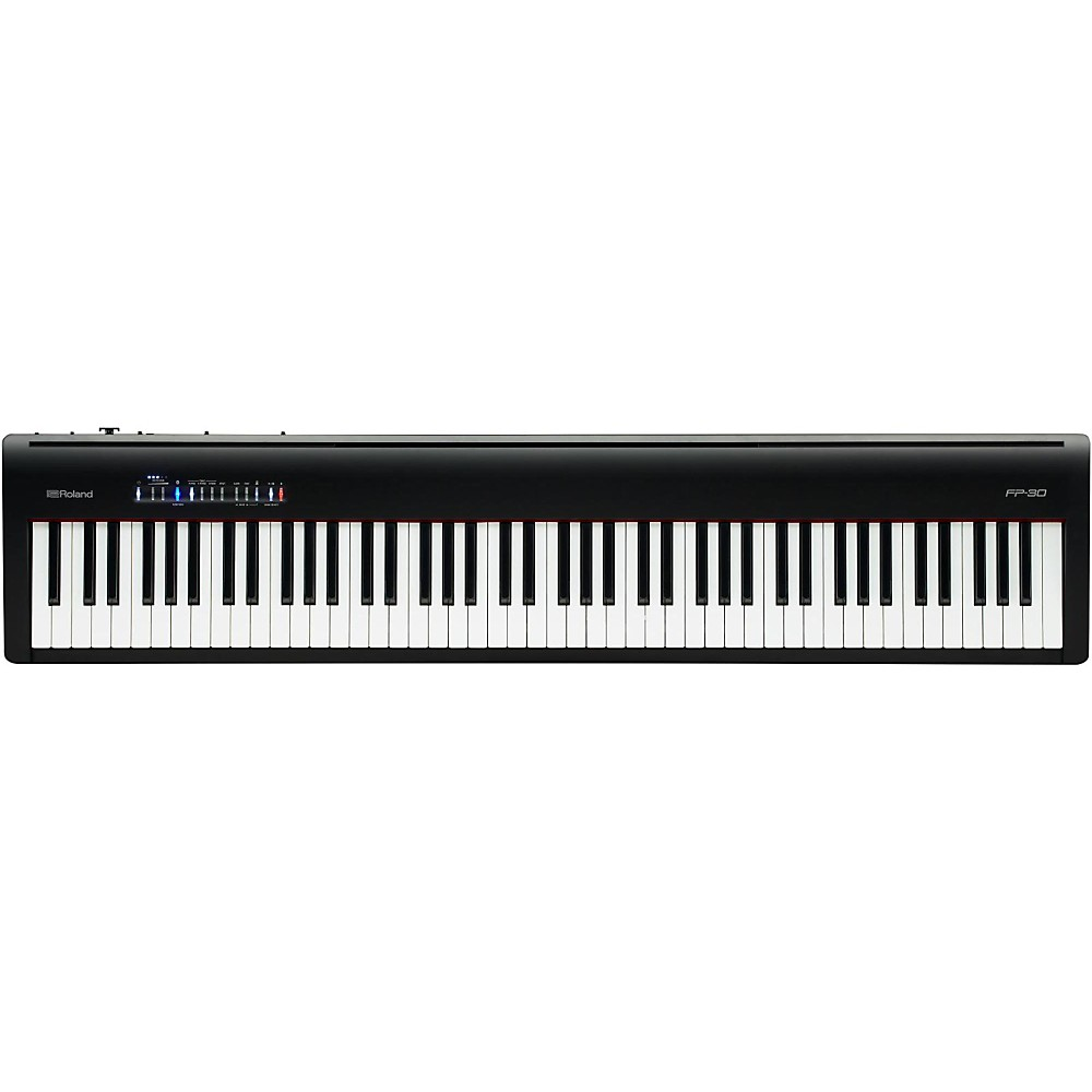 Roland Fp-30 Digital Piano Black