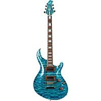 Esp Custom Mystique Electric Guitar See-Thru  ...