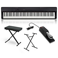 Casio Privia Px-160Bk Digital Piano With  ...