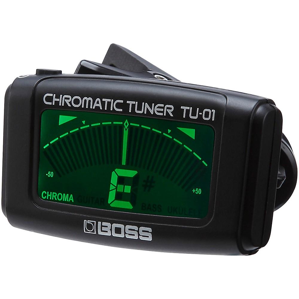 BOSS - Clip-On Chromatic Tuner TU-01