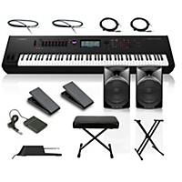 Yamaha Montage 88-Key Synthesizer With  ...