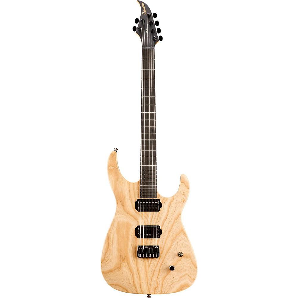 Caparison Guitars Dellinger II FX-AM Electric Guitar Natural Matte 1500000009191
