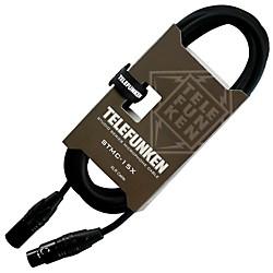 Telefunken Studio Series Premium Xlr Mic Cable 10 Ft. Black