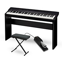 Casio Privia Px-160Bk Digital Piano With  ...