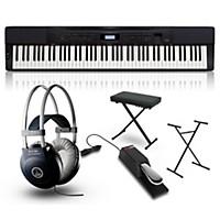 Casio Privia Px-350 Digital Piano Black With  ...